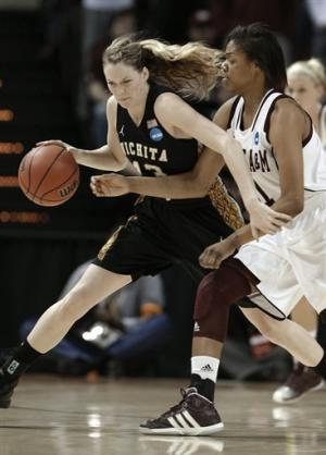 Texas A&M gets easy win in women's NCAA tournament