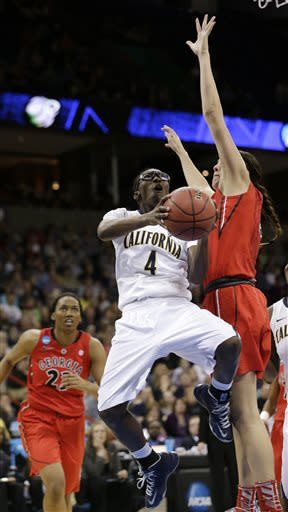 Cal rallies to beat Georgia 65-62 in overtime