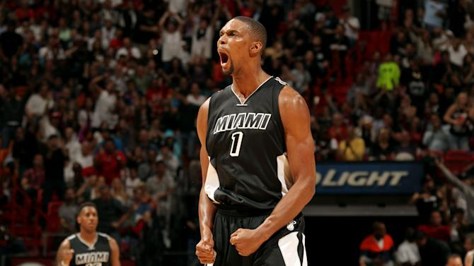Heat pull off biggest comeback of year, top Knicks 109-95
