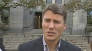 Vancouver Mayor Gregor Robertson warns residents to be prepared for an earthquake.