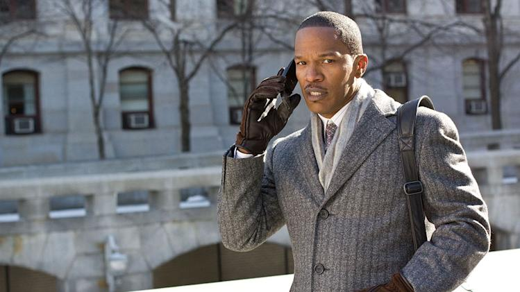 Law Abiding Citizen Production Photos Overture Films 2009 Jamie Foxx