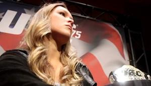 Ronda Rousey Reveals Her Toughest MMA Fight Thus Far, and It Wasn't Miesha Tate