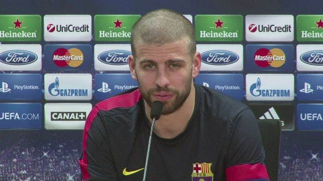 'If we can do it it's a great achievement', says Pique