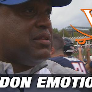 UVA Head Coach Mike London Fights Back Tears After Upset Over Louisville
