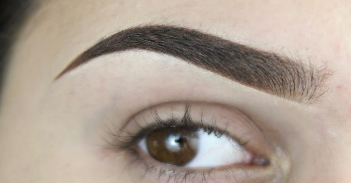 The Trick To Stunning Eyebrows Is Simple