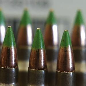 "Gun owners buying up ""green tip"" bullets that White House may outlaw"