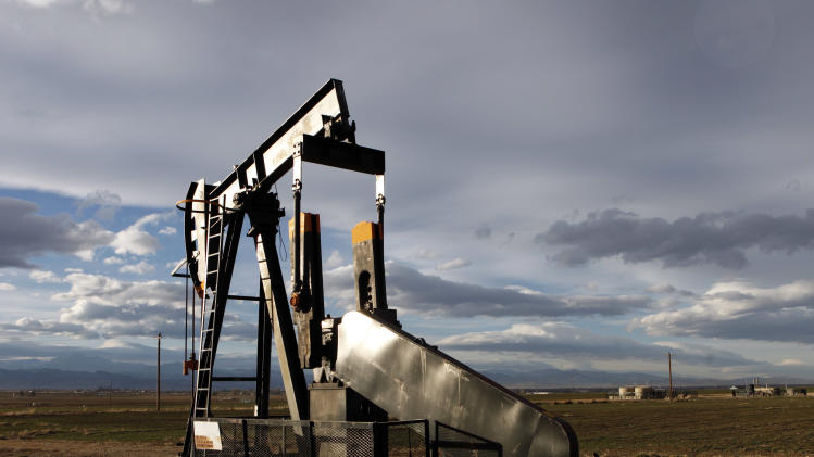 Oil, gas drilling rile West's energy embrace