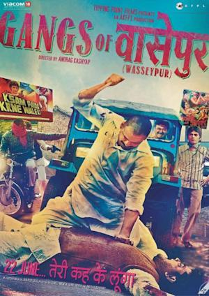 "Theatrical poster: ""Gangs of Wasseypur: Part 1"""