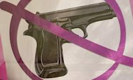 Mexico: Illegal Guns Swapped For Toys And Cash