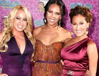 pst Cheetah Girls Movie Premiere