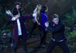 Once Upon a Time Stars Preview Pan-Demonium, the Punishing of Lost Boys, Baby Talk and More