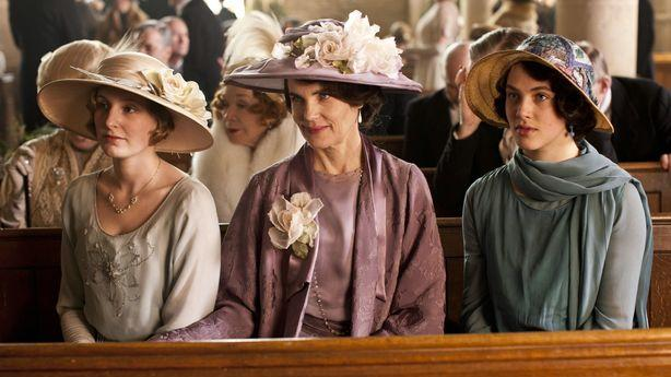 'Downton Abbey' Returns to All Too Familiar Territory
