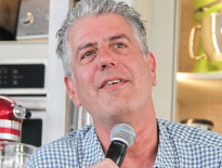 Anthony Bourdain Dishes on Israel, Paula Deen and Instagramming Food