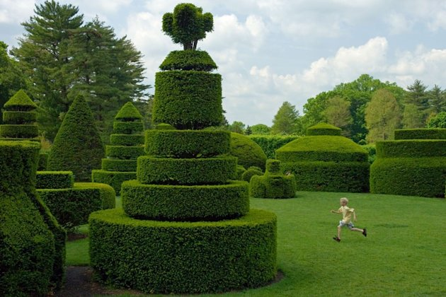 topiary gardens