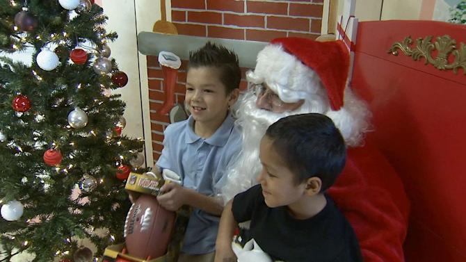 Spark of Love shines for kids in El Monte