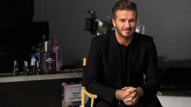 Here's a Chance to Win a Signed Bottle of David Beckham's New Fragrance!
