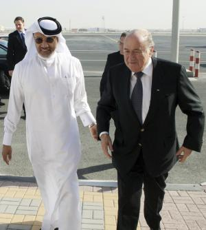 FIFA board deals with Qatari World Cup, labor laws