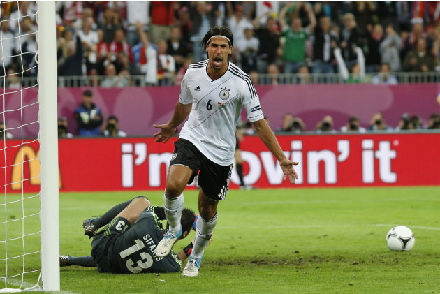 Germany Beats Greece 4-2 To ReachSsemifinals