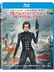 Resident Evil: Retribution Box Art