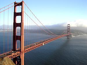 How the Golden Gate Got Its Name