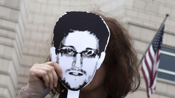 Edward Snowden Has Everything and Nothing