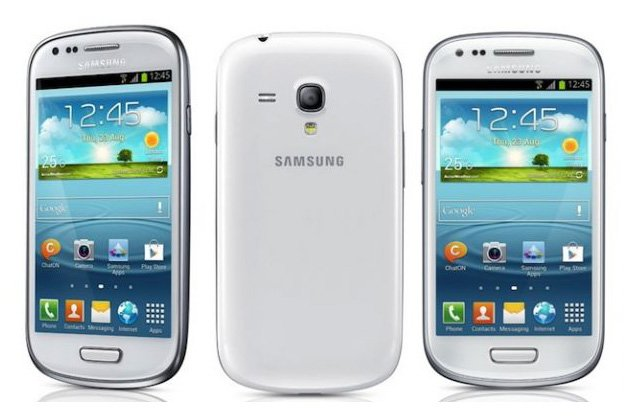 Samsung unveils Galaxy S III Mini