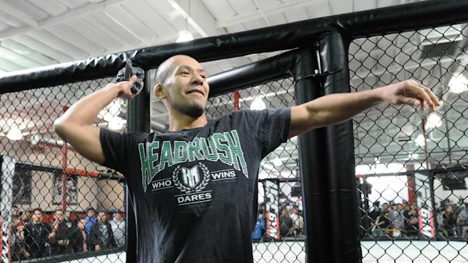 UFC: 157 Open Workouts