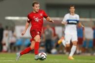 Bayern Munich's Mario Gotze out 10-12 weeks with groin injury