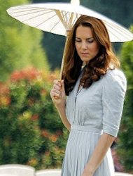Tabloid Prancis: Foto Topless Kate Middleton Tak Vulgar!