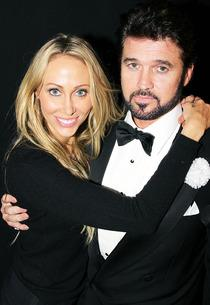 Tish Cyrus and Billy Ray Cyrus | Photo Credits: Bruce Glikas/FilmMagic