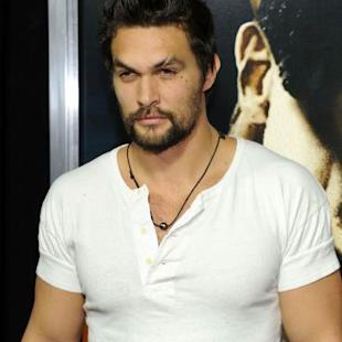 Jason Momoa attends the 'Bullet To The Head' New York premiere at AMC Lincoln Square Theater on January 29, 2013 in New York Cit -- Getty Images
