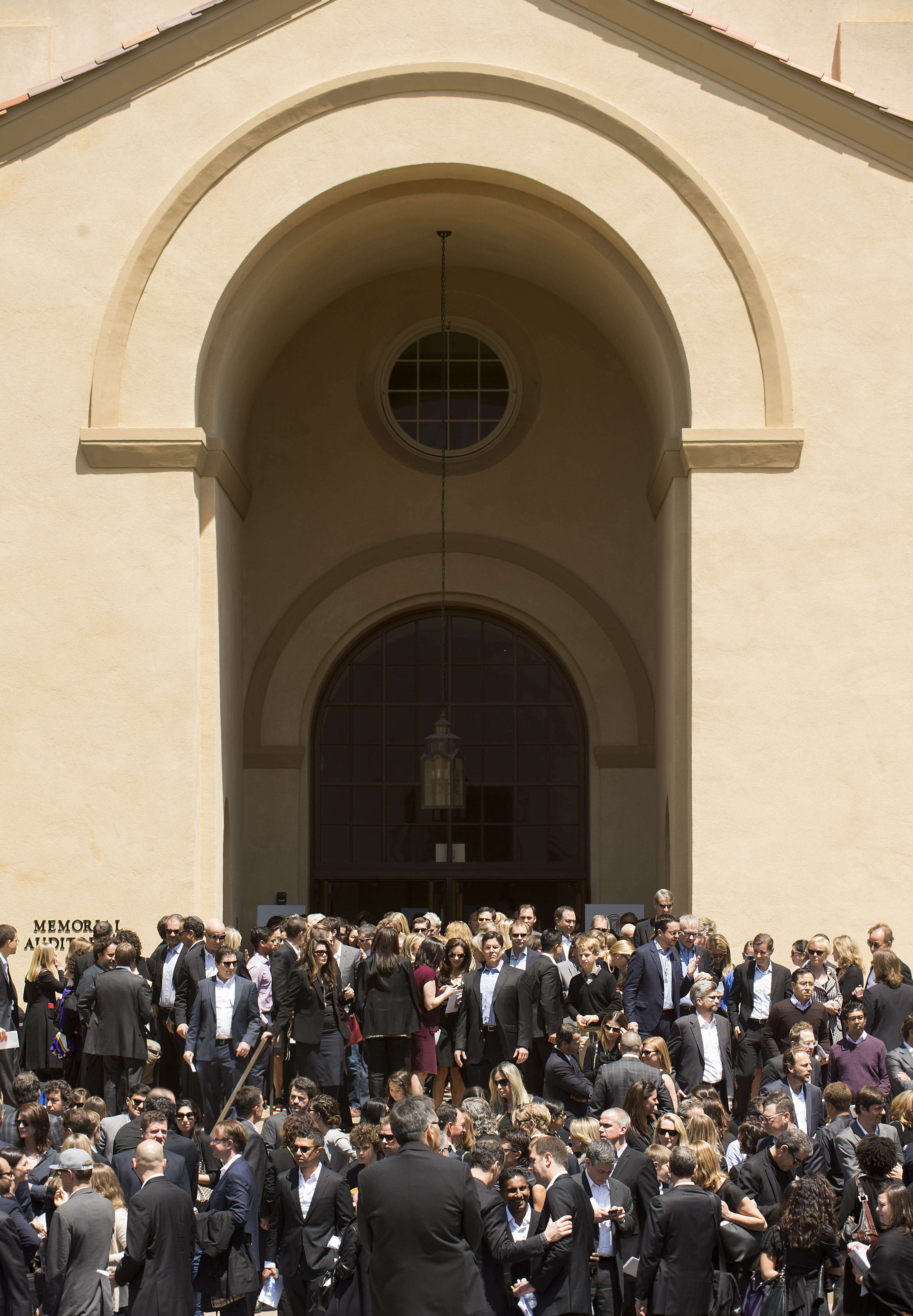 Social media and mourning: Funerals may be the last frontier
