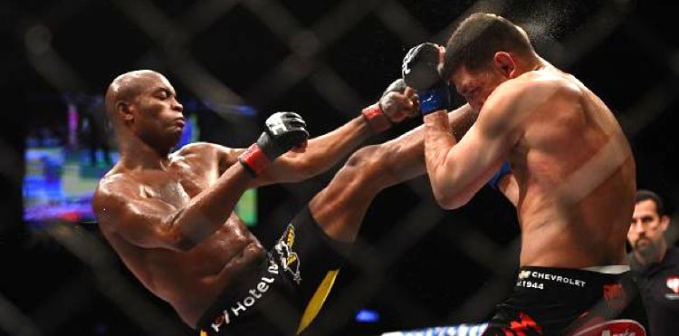 Anderson Silva Will Reportedly Admit to 'Therapeutic' PEDs Use