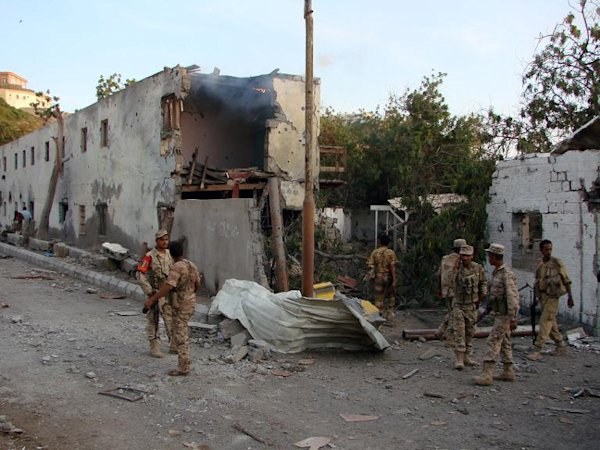 Al-Qaeda claims deadly attack on Yemen army HQ: SITE