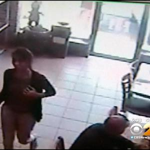 Police Search For Suspects In Unusual Robbery Involving Young Child