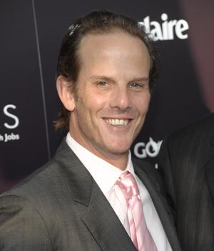 "FILE - In this June 2011 file photo, actor and director Peter Berg arrives at the Chrysalis Butterfly Ball in Los Angeles. Berg, who created TV's ""Friday Night Lights,"" is accusing Mitt Romney of plagiarizing a phrase from the show to use as a campaign slogan. (AP Photo/Dan Steinberg, File)"