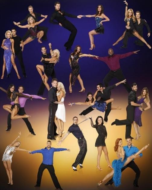 The couples of 'Dancing with the Stars: All-Stars' -- ABC