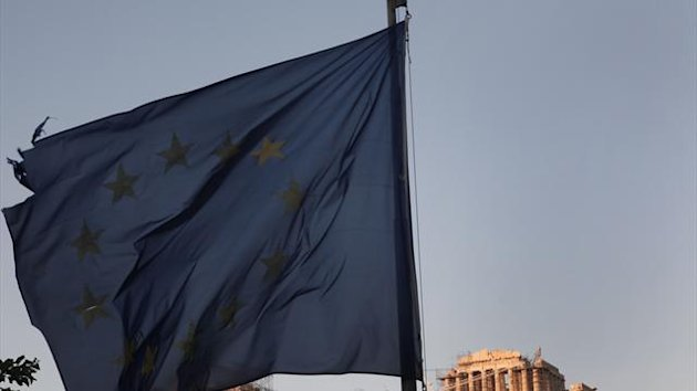 European flag (Reuters)