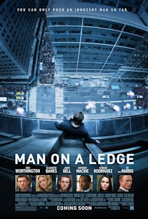 Poster of Man on a Ledge