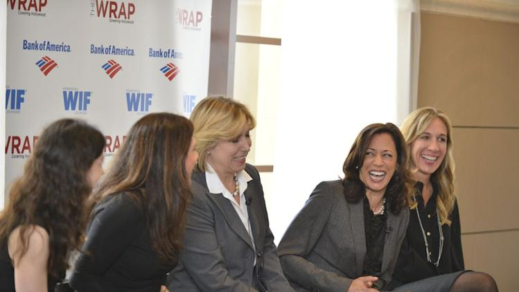 Wendy Greuel at TheWrap Power of Leadership Event on the Politics of Appearance (Video)
