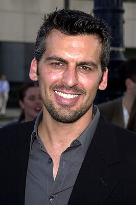 Oded Fehr at the Beverly Hills premiere of 20th Century Fox's Moulin Rouge