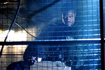 Lyriq Bent in Lionsgate Films' Saw IV
