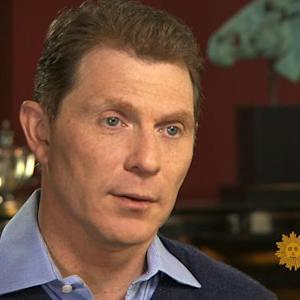How cooking saved Bobby Flay's life