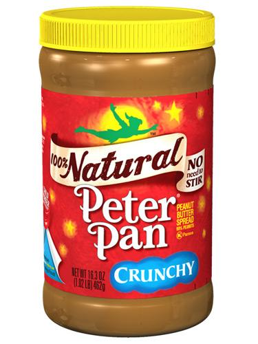 Peter Pan Natural Crunchy