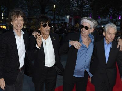 Rolling Stones take London by storm