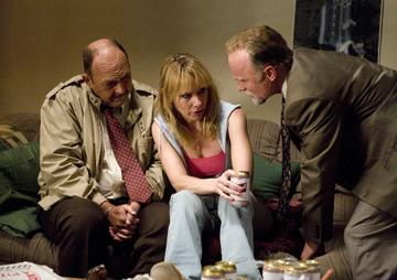 John Ashton , Amy Ryan and Ed Harris in Miramax Films' Gone Baby Gone