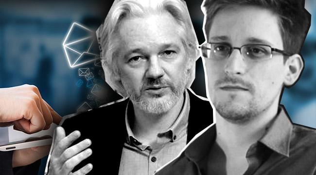 Snowden And WikiLeaks Go To War Over The Ethics Of The DNC Email Hack