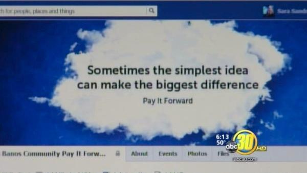 Facebook page making a difference in Los Banos