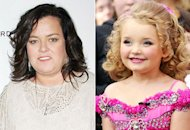 Rosie O'Donnell, Alana 'Honey Boo Boo Child' Holler | Photo Credits: Jim Spellman/WireImage, Noel Vasquez/Getty Images