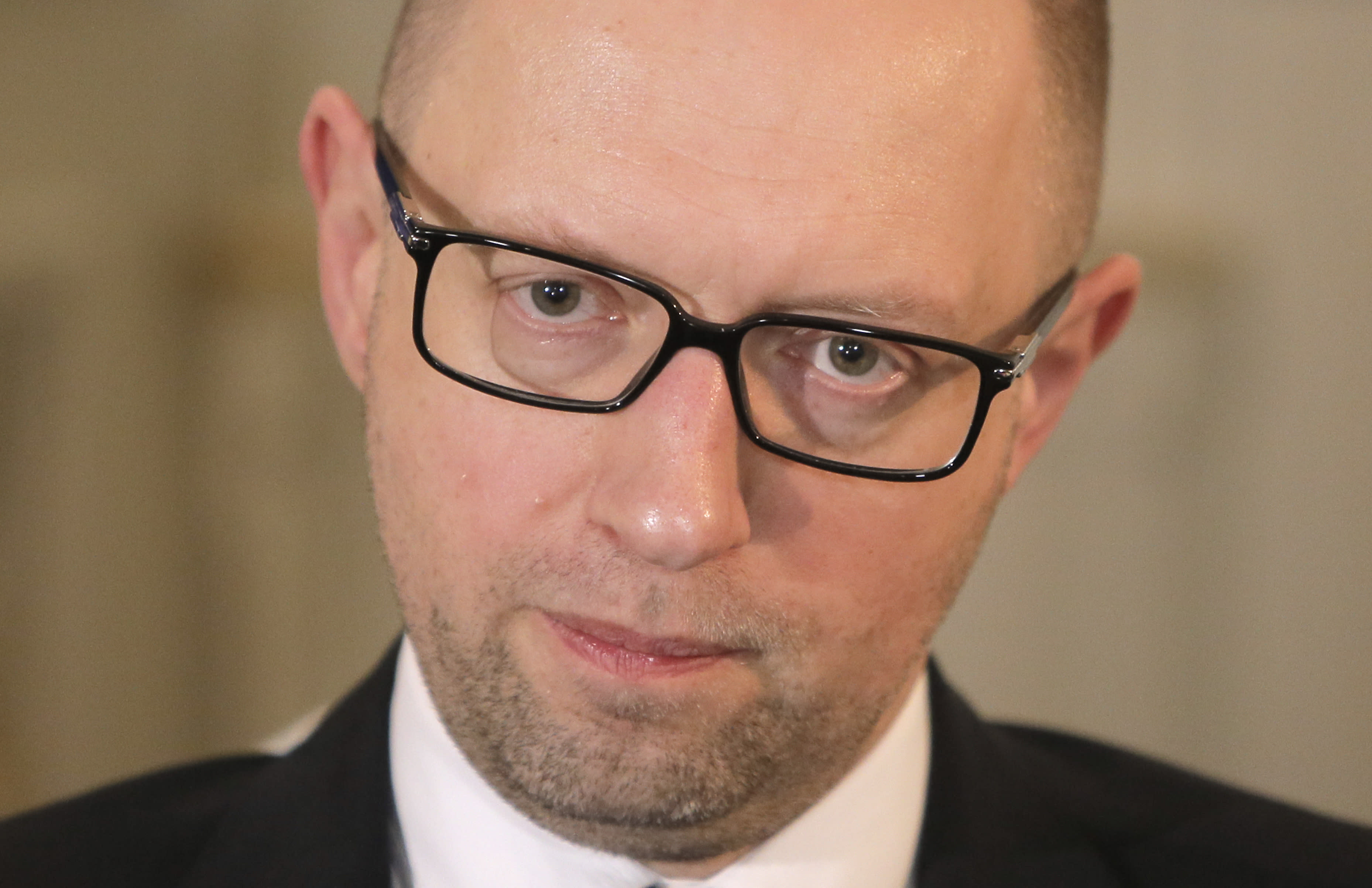 AP Interview: Ukraine PM: Russia could spark new offensive
